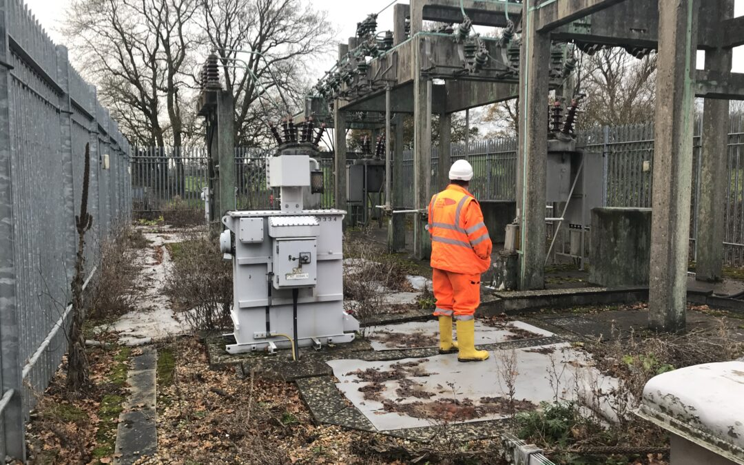 Kent and Sussex Earthing renewal