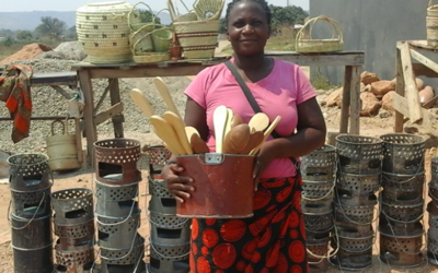 The Story Of A Female Entrepreneur In Zambia