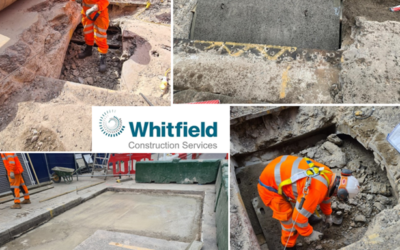 Shoreditch High Street Repairs – Permanent Works